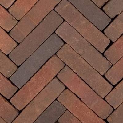 Gebakken waalformaat Art Bricks 5x20x6,5cm Bosch