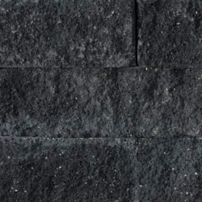 Splitrocks XL getrommeld 15x15x60cm antraciet