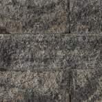 Splitrocks XL getrommeld 15x15x60cm grigio camello
