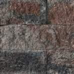 Splitrocks XL getrommeld 15x15x60cm tricolore