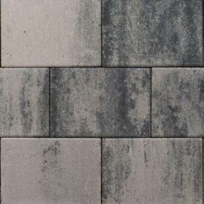 H2O Square Comfort 20x30x6cm Nero Grey