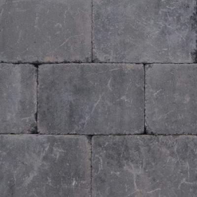 Terrastegels 20x30x4cm antraciet