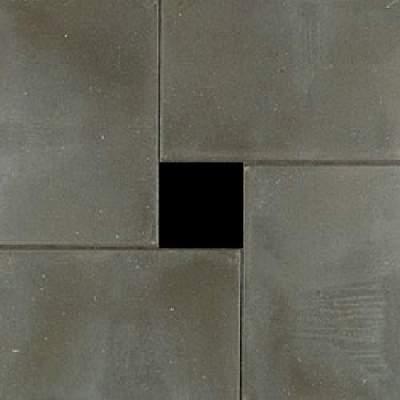 Terrastegels 60x40x6cm grijs KOMO