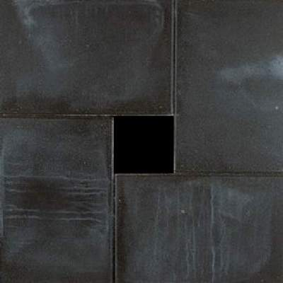 Terrastegels 60x40x5cm zwart KOMO