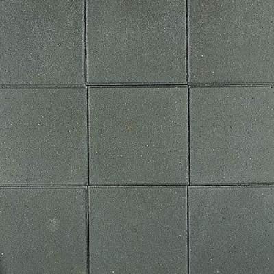 Stoeptegels 30x30x8cm grijs KOMO