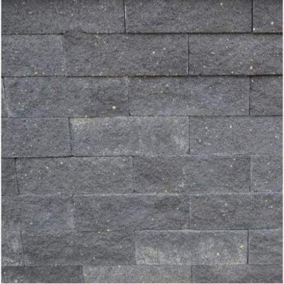 Splitrocks strak 11x13x32cm antraciet
