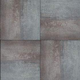 H2O Design glad Square 60x60x5cm Cloudy Trias Emotion