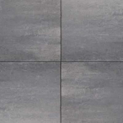 H2O Design glad Square 20x30x6cm Nero Grey Emotion