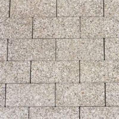 Betonklinker 21x10,5x8cm nature color uitgewassen grey